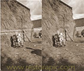 Light Photo Restoration