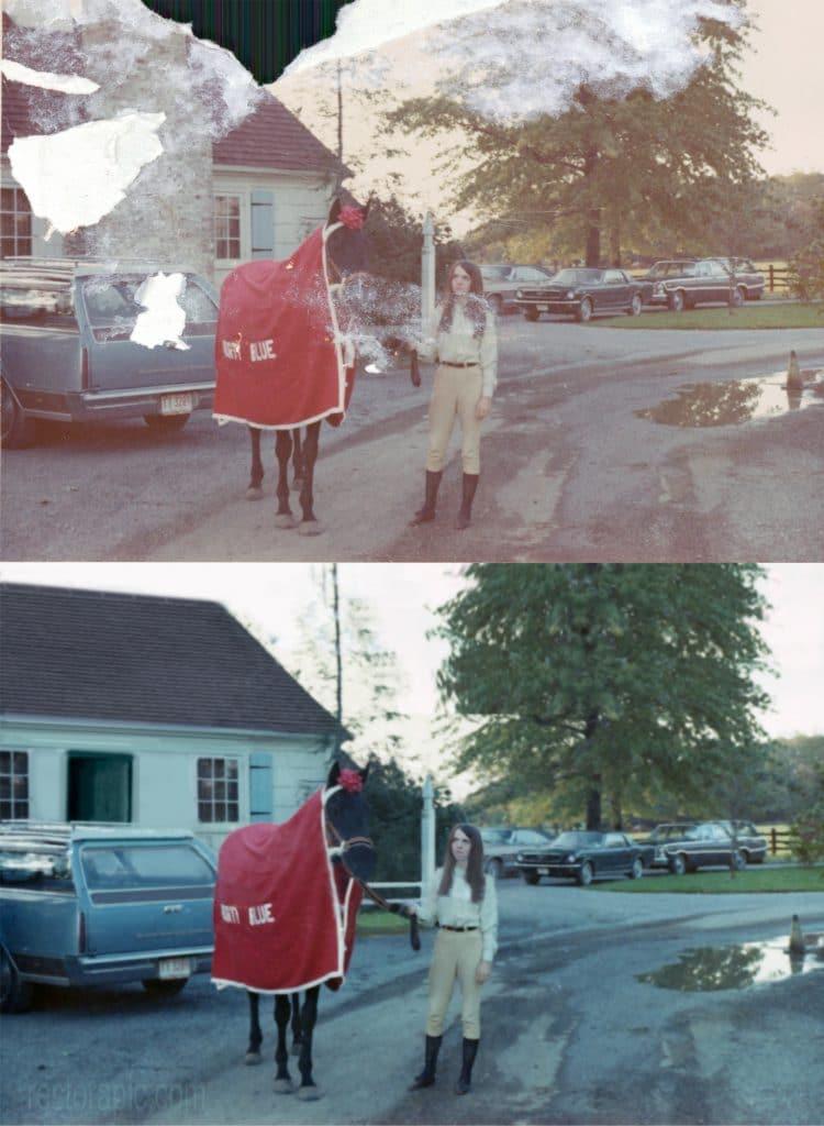 Photo Restoration Kentucky